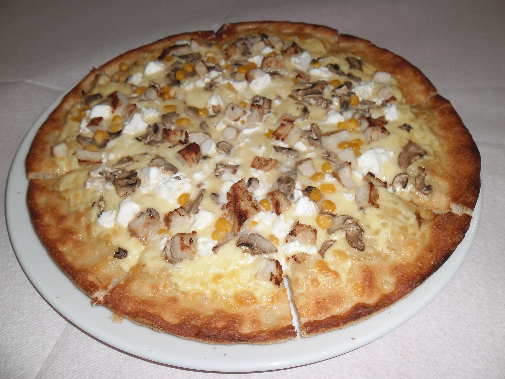 Η καλύτερη πίτσα της πόλης