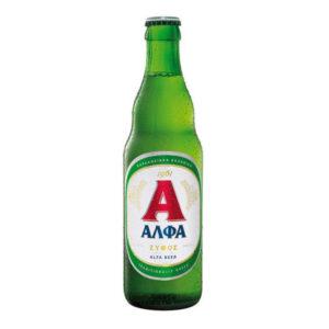 Alpha μπουκάλι