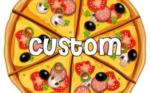 Νέα πίτσα επιλογής